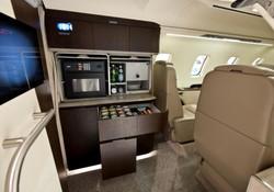 Learjet+75+Galley