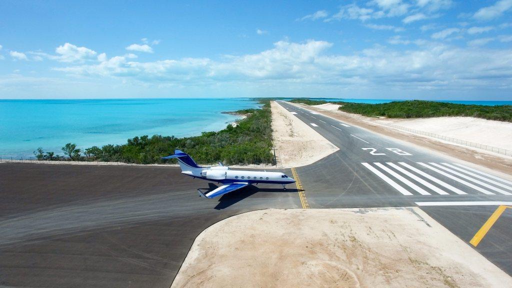 Beach Airstrip