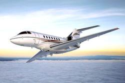 Hawker 1000 in air.jpg