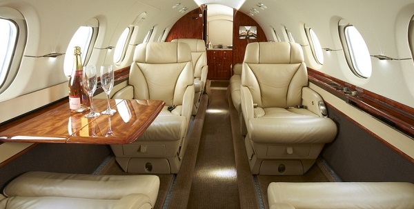 Hawker-900XP-Interior
