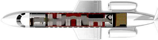 Legacy floorplan
