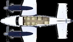 King Air 90 Floorplan.png