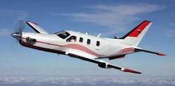 TBM 850 flying.jpg
