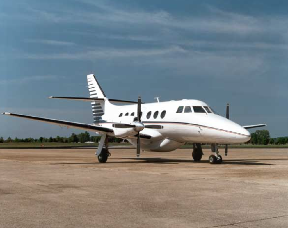 jetstream 32 ground