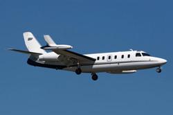 Westwind II Flying