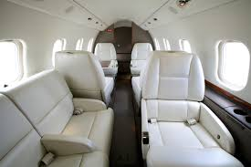 Lear 60 Interrior