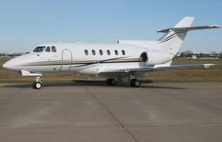 Hawker 700 Exterrior