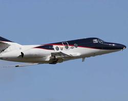 Falcon 10 flying