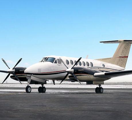 King Air 350 on ground.jpg