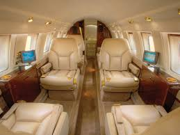 Hawker 700 Interrior