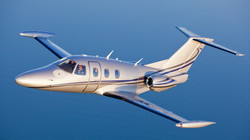 Eclipse 500 Flying