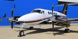 King Air 250 Gorund
