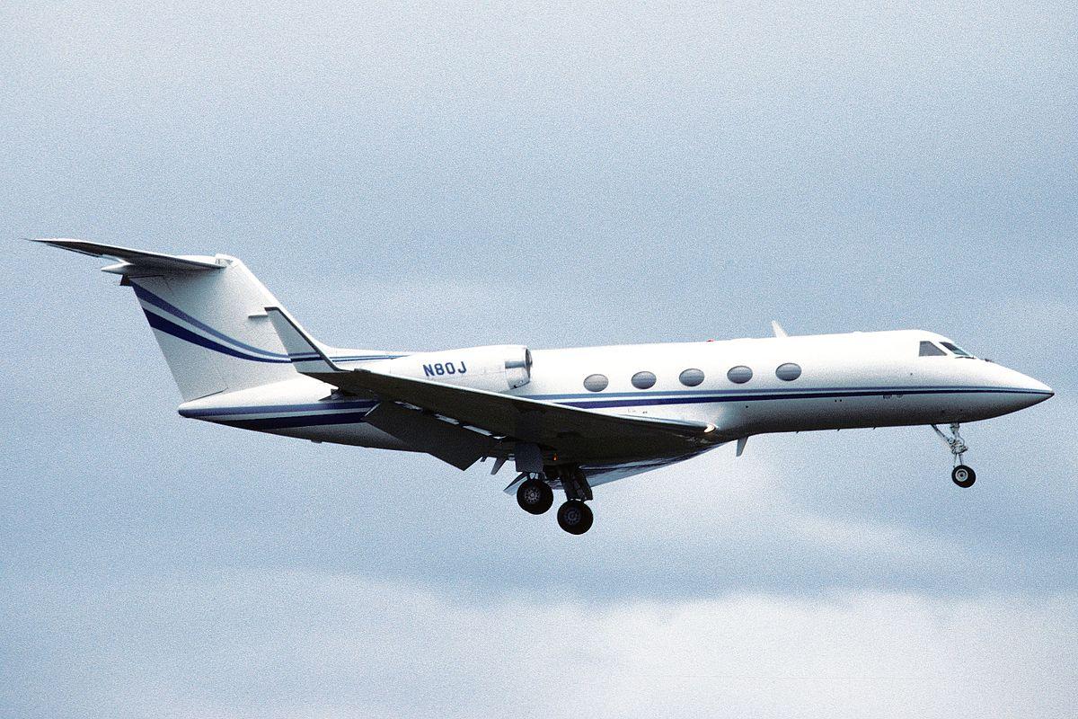 GIII Flying