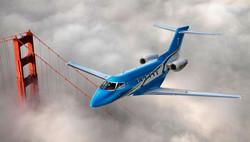 PC 24 flying