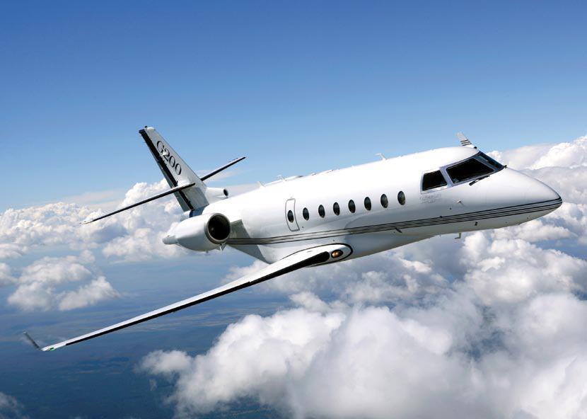 g200 flying