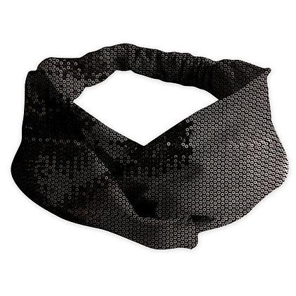 SASHA black paillettes