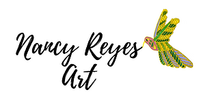 Nancy Reyes Art official website