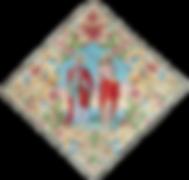 Logo der Ss. Faianus- und Sebastianus- Schützenbruderschaft