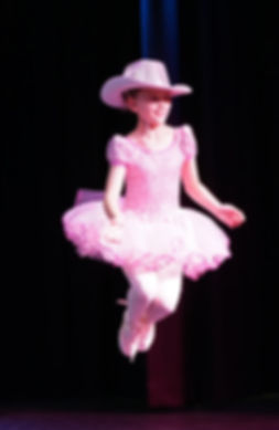 First Position Ballet School - Angelique