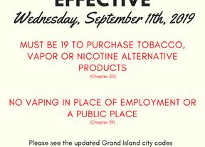 Grand Island - New City Codes