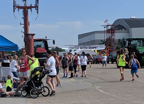 3rd Annual Outrun Addiction - Finish with Hope