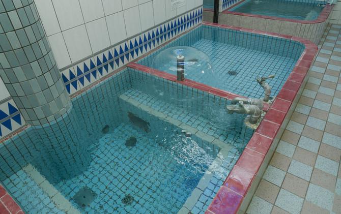 E.Deep bath