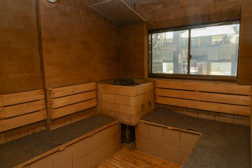 H.Sauna bath