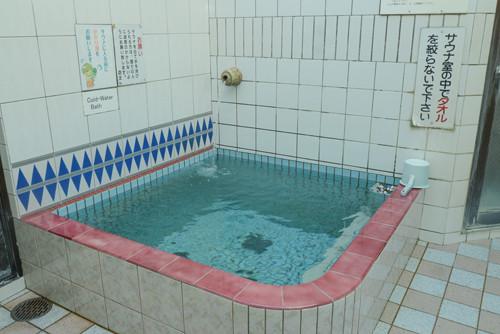 G.水風呂