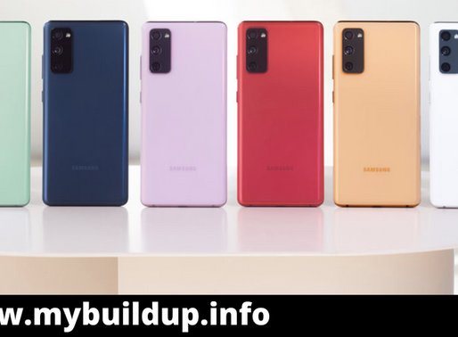 Samsung Galaxy S20 FE  8GB रैम, 32MP सेल्फी कैमरा और 4500mAh बैटरी