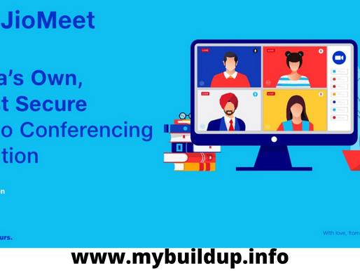 JioMeet क्या है? एक साथ 100 लोगो के साथ करें Video Conferencing !