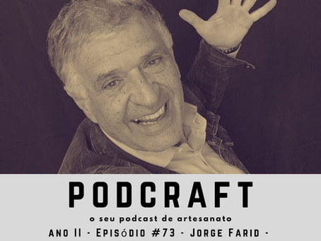 PodCraft: #73 – Jorge Farid