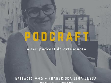 PodCraft: #45 – Francisca Lima Lessa – Pontos e contos