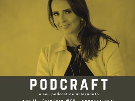PodCraft: #58 - Andreza Boal