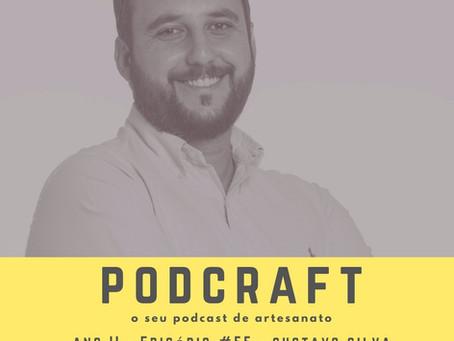 PodCraft: #55 - Gustavo Silva