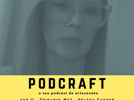 PodCraft: #61 – Helena Fanger