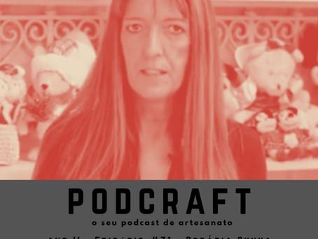 PodCraft: #71 – Rosaria Cunha