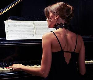Spettacolo di pianoforte