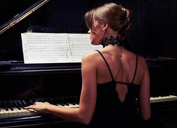 Pianisti 2 x 45 min