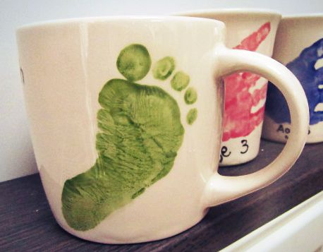 Footprint Keepsakes