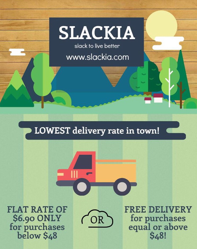 Slackia Singapore | slack to live better | save in a click