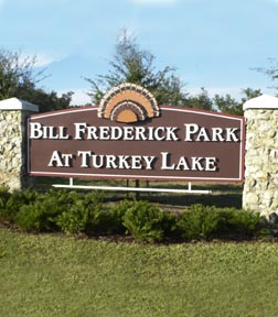 Bill Frederick Park at Turkey Lake