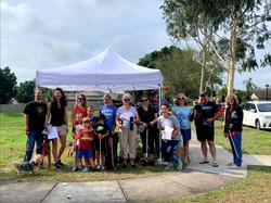 Neighborhood Clean Up Hidden Springs 202