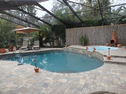 Ed and Linda Marohnic's Pool