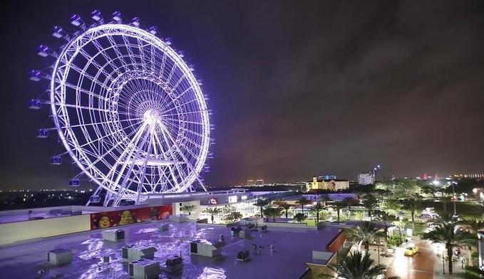 The Orlando Eye, I-Drive 360