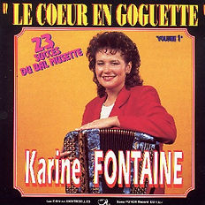 Karine Fontaine accordéoniste