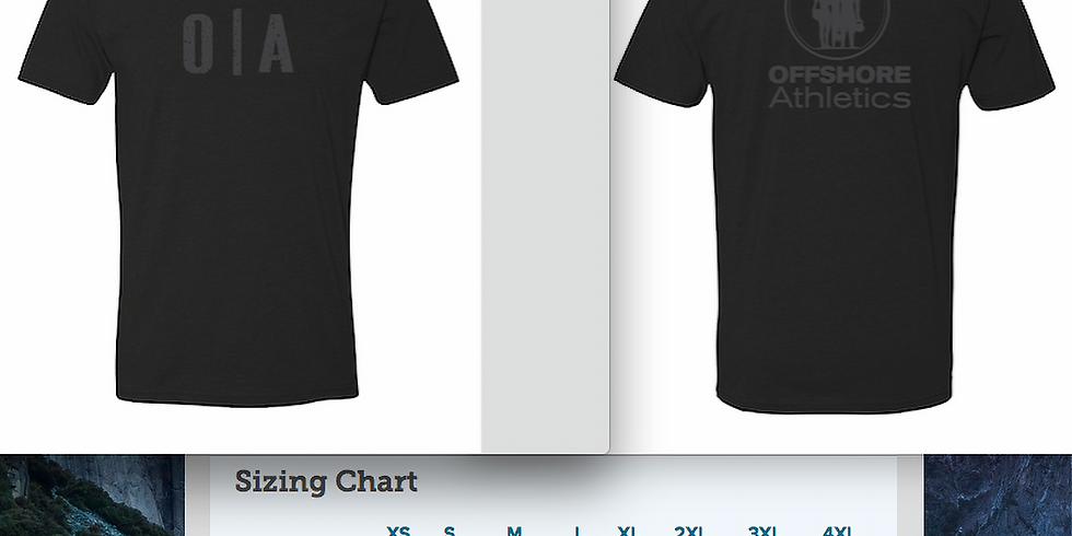 Special Edition OA T-Shirt. Pre-order by January 30th!