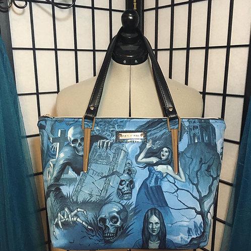 Horror-ific Tote Handbag