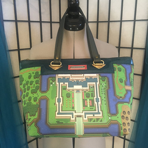 Legend of Zelda Tote Handbag