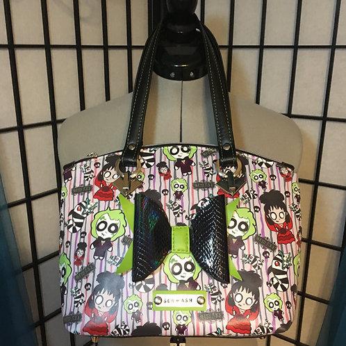 Beetlejuice Handbag