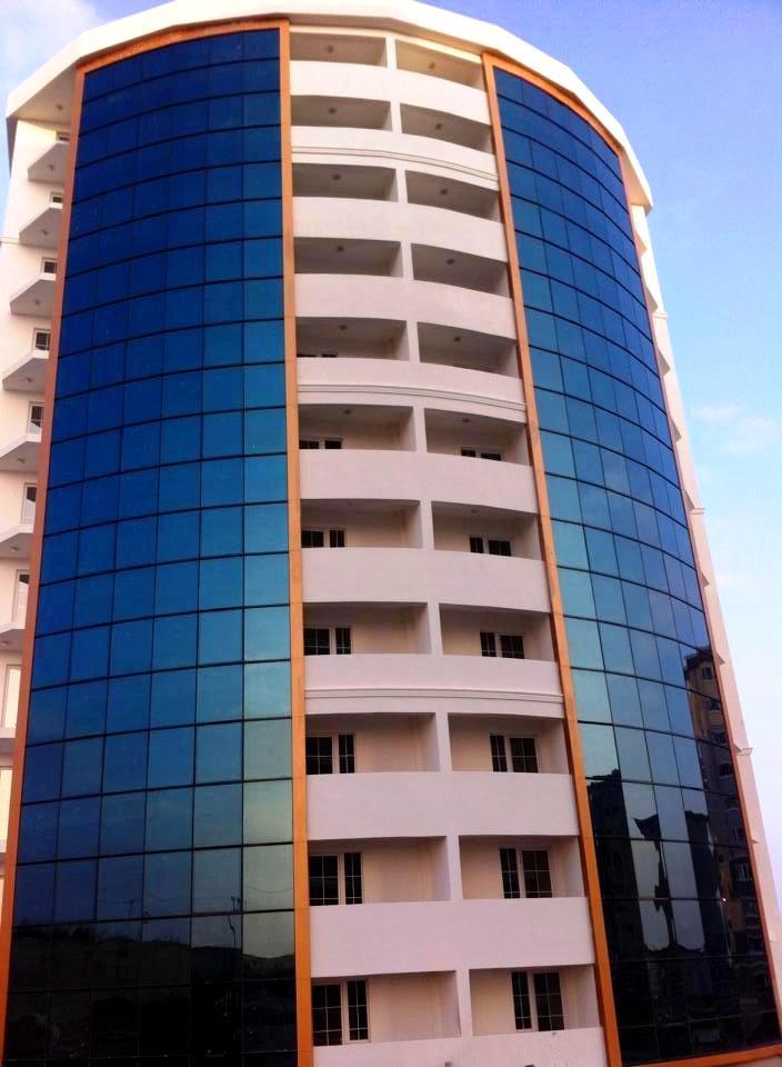 Алюминиевые фасадные системы